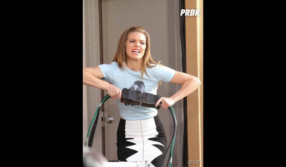 Naomi dans le final de 90210