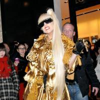 Lady Gaga : fini les bobos, la diva remonte sur scène