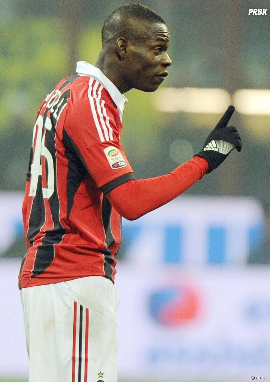 Mario Balotelli fait des jaloux