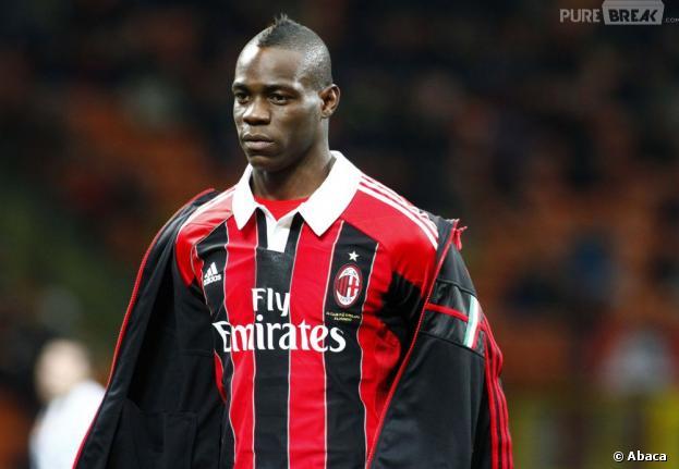 Mario Balotelli victime d'insultes racistes