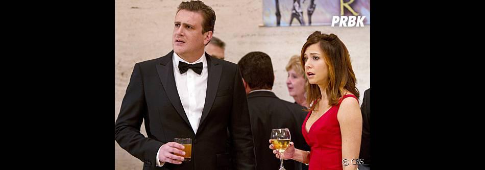 Changements de plans pour Marshall et Lily dans How I Met Your Mother