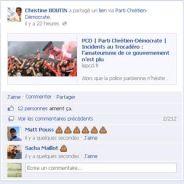 Christine Boutin : attaque de crottes sur son Facebook après son dérapage sur Angelina Jolie