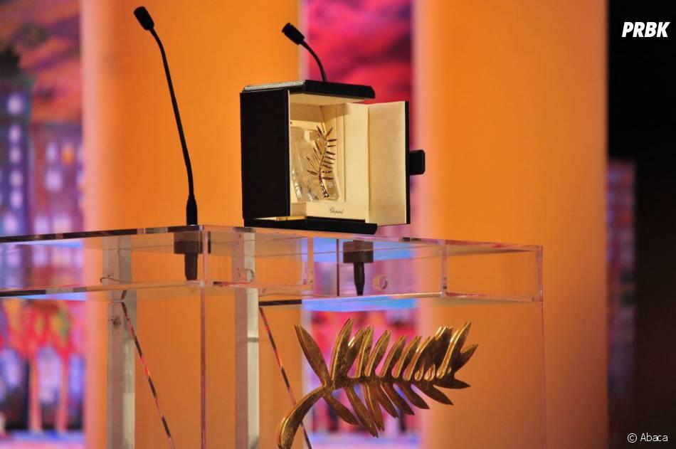 """La Palme d'Or du Festival de Cannes 2013 est """"en sécurité"""""""