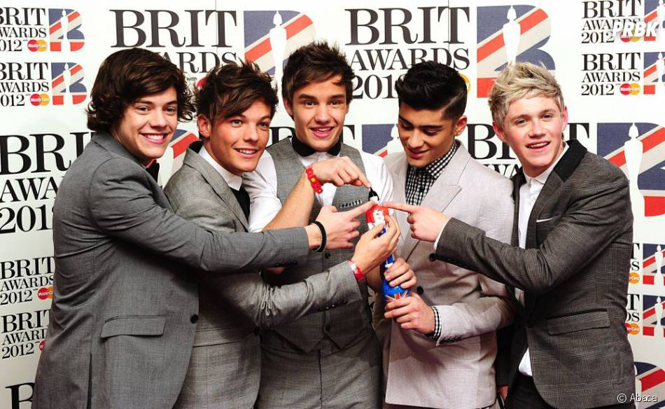 Les One Direction sont habitués aux tacles