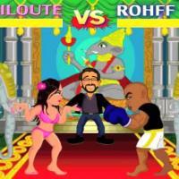 Nabilla Benattia VS Rohff : après Booba/La Fouine, nouveau combat virtuel dans le Budokai Rap Game