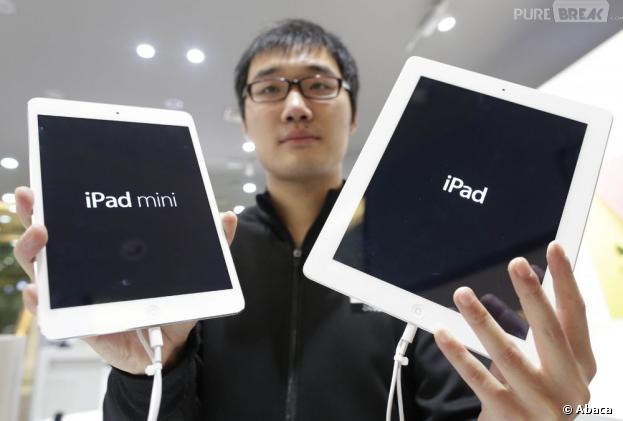 L'iPad 5 pour septembre ?