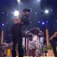 Nicki Minaj shake son booty pour Lil Wayne : lap dance sexy pendant les Billboard Music Awards 2013