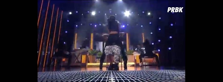 Nicki Minaj a shaké son booty pendant les Billboard Music Awards 2013
