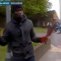 Londres : un soldat massacré à la machette en pleine rue