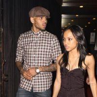 Chris Brown et Karrueche Tran : bientôt sous le même toit ? Exit Rihanna