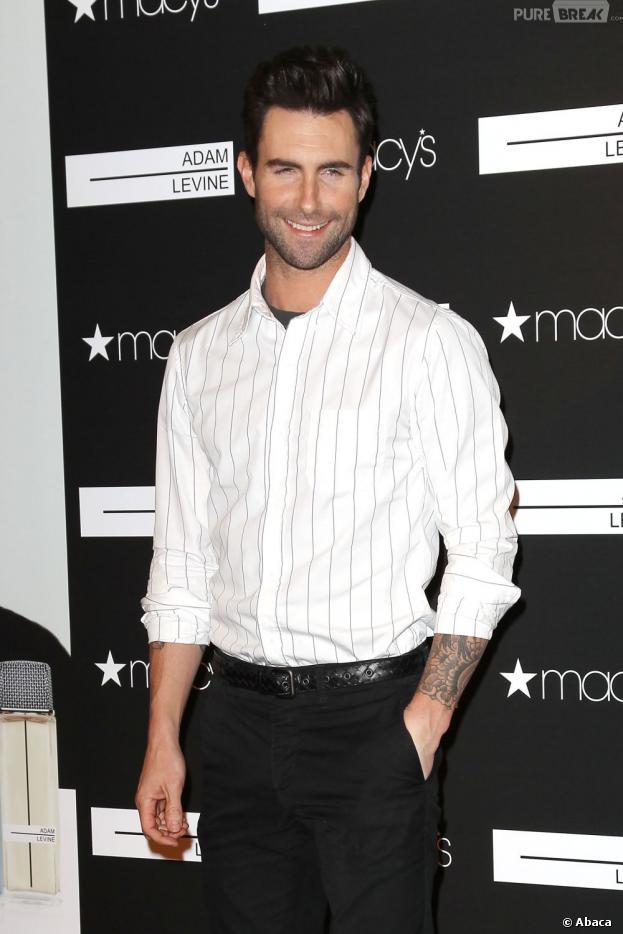 Adam Levine sortirait avec la mannequin Nina Agdal
