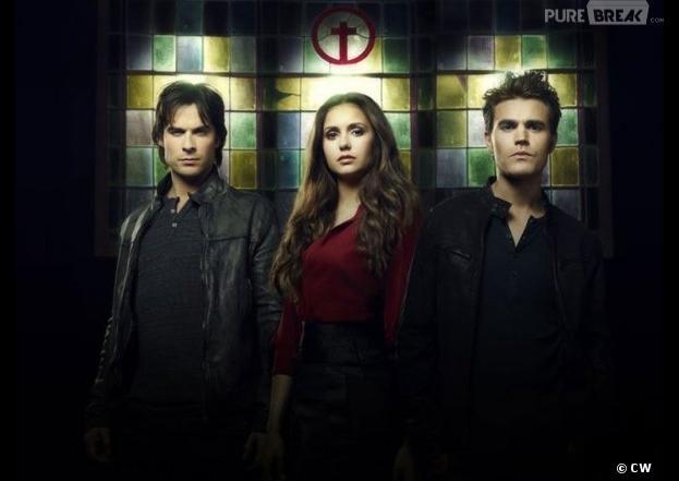 De nouveaux personnages vont apparaître dans Vampire Diaries
