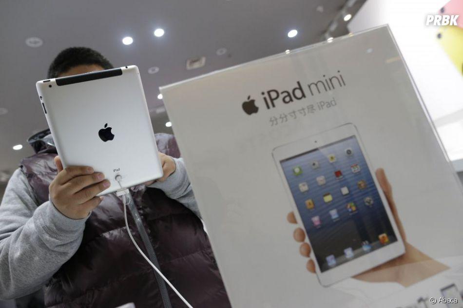 Des iPads pour les chômeurs ? Non, une blague