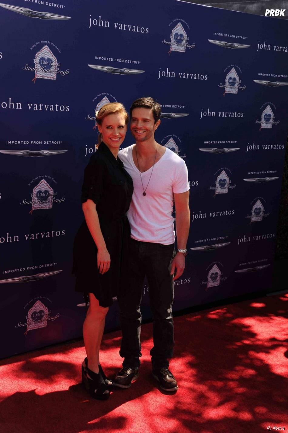 Kadee Strickland et Jason Behr sont mariés depuis 2006