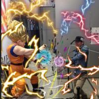 Kame Camera : l'appli 100% Kamehameha pour des photos façon Dragon Ball