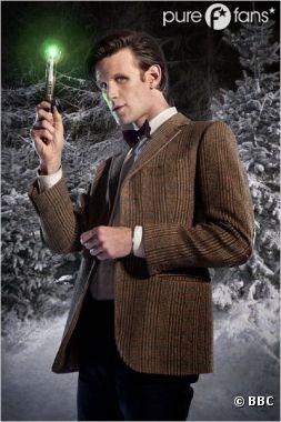 Matt Smith quitte Doctor Who
