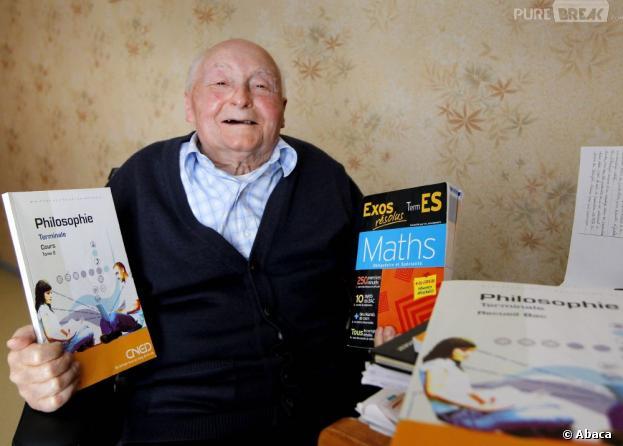 René Buffière a perdu son record de bachelier le plus âgé
