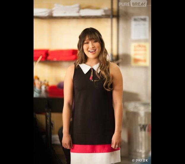 Glee saison 5 : Tina dans son monde selon Jenna Ushkowitz