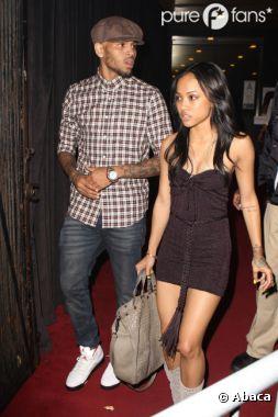 Chris Brown et Karrueche Tran auraient emménagé ensemble
