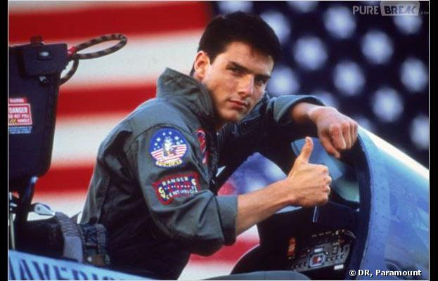 Top Gun 2 : Tom Cruise prêt à reprendre son rôle