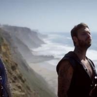 M. Pokora : A nous, le clip 100 % médiéval de Robin des Bois avec Nyco Lilliu et Marc Antoine