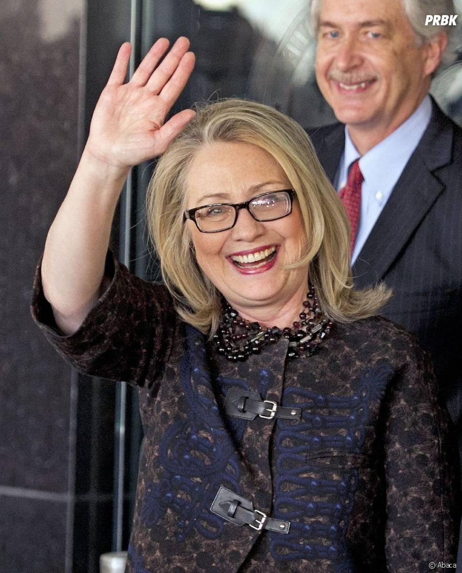 Hillary Clinton aura le droit à son biopic