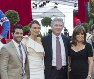 Dallas : toute l'équipe de la série présente au festival de Monte Carlo