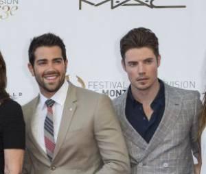 Dallas : les acteurs de la série prennent la pose à Monte Carlo