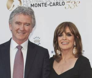 Dallas :Patrick Duffy et Linda Gray représentent l'ancienne et nouvelle génération de la série