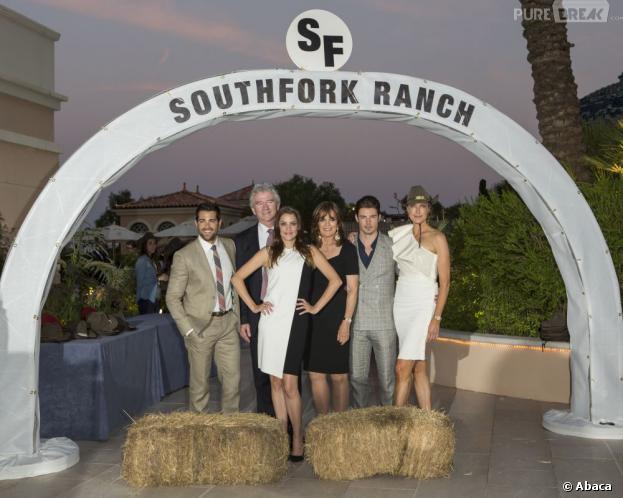 Dallas : un Monte Carlo très spécial pour la série et les acteurs
