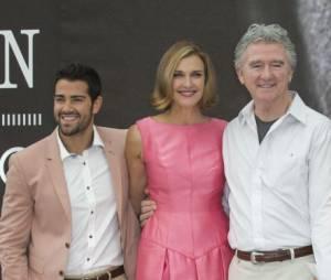 Dallas : des acteurs heureux à Monte Carlo