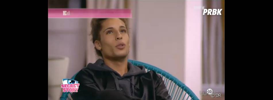 Eddy : volonté de faire son coming out dans Secret Story 7 ?