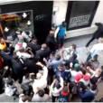 Vidéo du coup de poing de Booba à Liège en juin 2013
