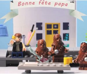 Fête des Pères 2013 de Chewbacca
