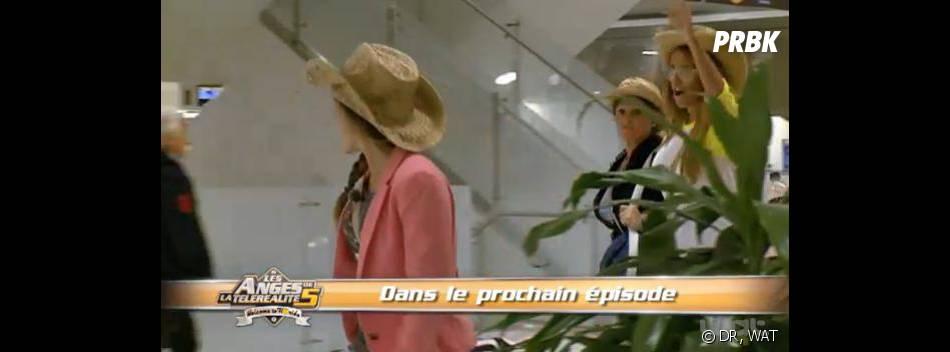 Les Anges 5 : les filles débarquent au Texas.