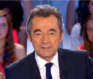 Michel Denisot annonce qu'Antoine de Caunes lui succèdera dans Le Grand Journal
