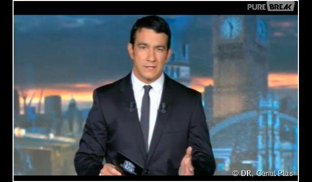 Thomas Thouroude va animer une émission pour les jeunes, sur Canal Plus à la rentrée 2013