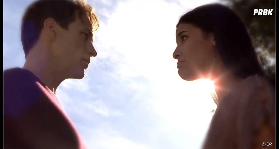 Bill face à Lililth dans l'épisode 2 de la saison 6 de True Blood