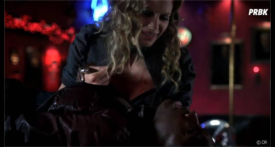 Tara et Pam dans l'épisode 2 de la saison 6 de True Blood