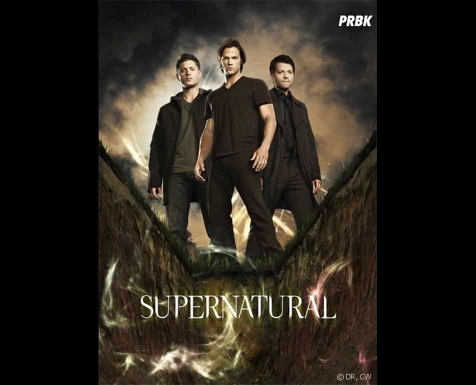 Supernatural revient le 15 octobre 2013 sur la CW avec sa saison 9
