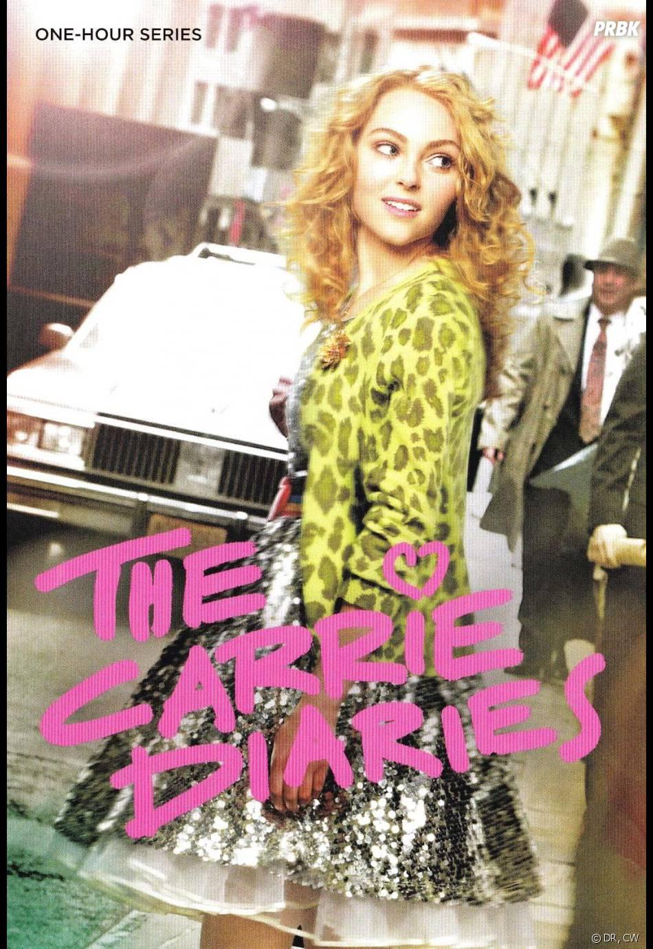 The Carrie Diaries revient avec sa saison 2 dès le 25 octobre sur la CW