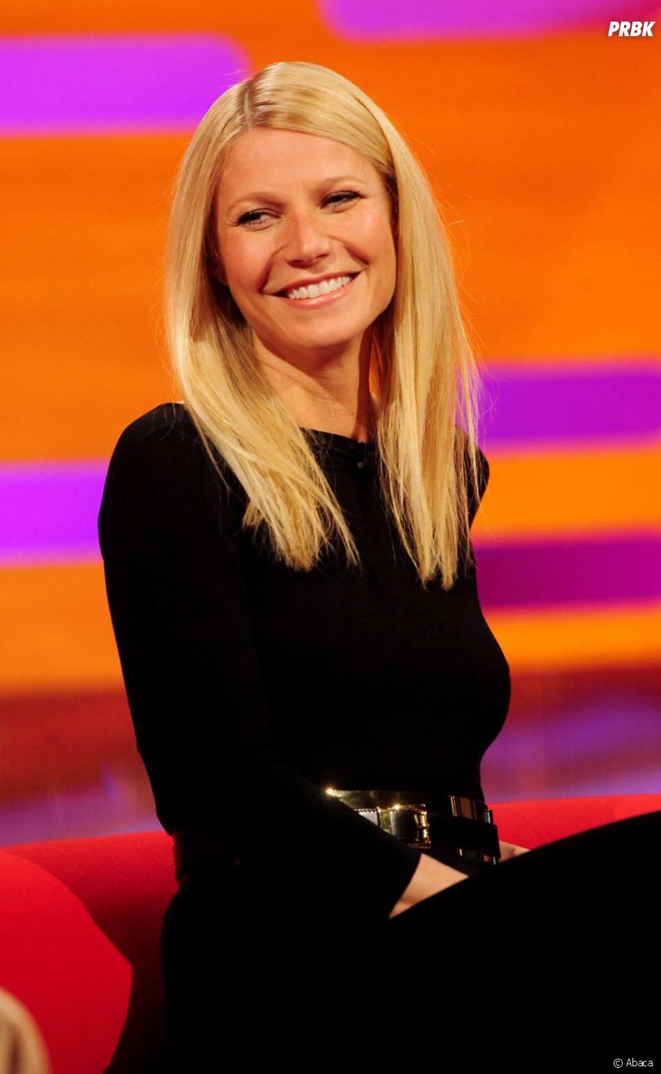 Gwyneth Paltrow se lâche de plus en plus