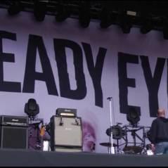 """Liam Gallagher et les Beady Eye à Glastonbury 2013 : """"Etre en tête d'affiche, c'est pénible"""""""