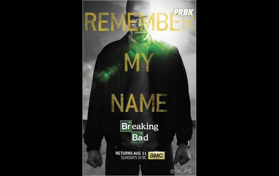 Breaking Bad saison 6 débarquera le 11 août sur AMC