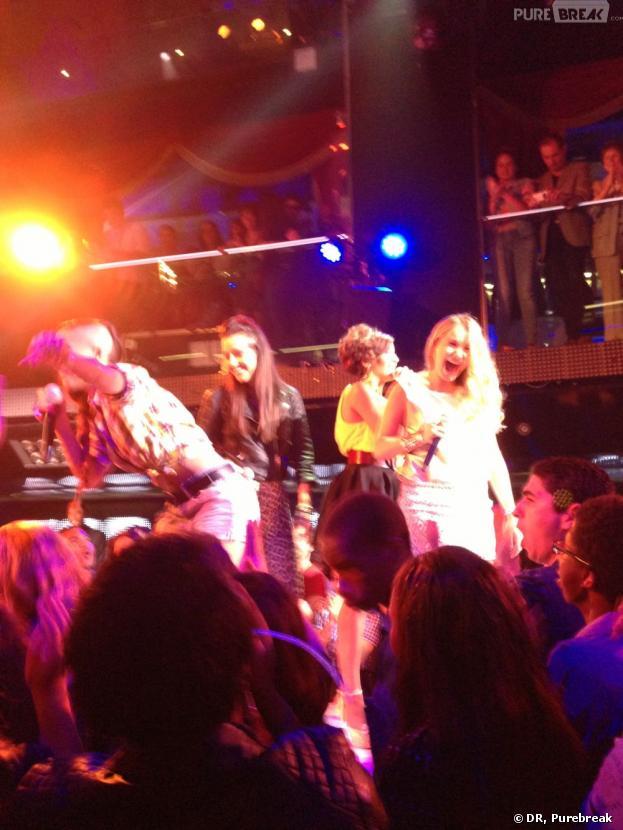 Popstars 2013 : The Mess ouvre le bal avec Au top