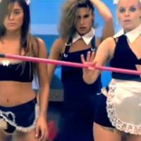 Secret Story 7 - sexy ménage de feu : les candidates en soubrettes glamour et sexy