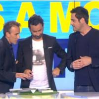"""TPMP : Elie Semoun """"vire"""" Camille Combal, Cyril Hanouna piégé par Valérie Damidot"""