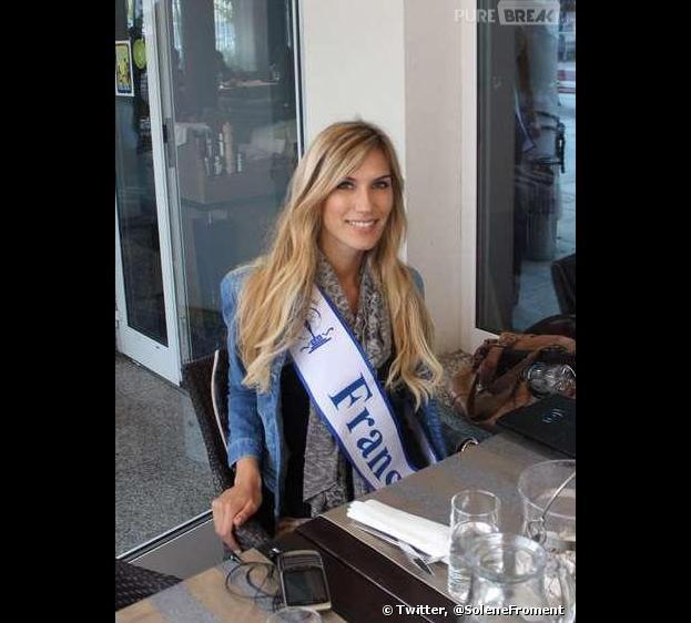Le Bachelor 2013 : Solène Froment au casting de la saison 2
