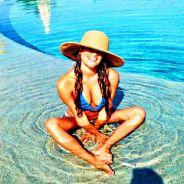 Lea Michele : vacances caliente et paradisiaques pour la star de Glee