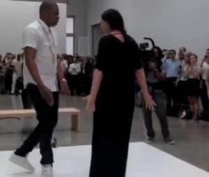 Jay-Z a chanté pendant six heures à la Pace Gallery de New-York